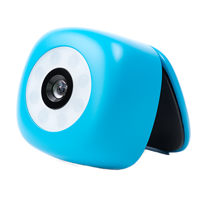 A bluetooth stick and shoot camera using micro suction technology