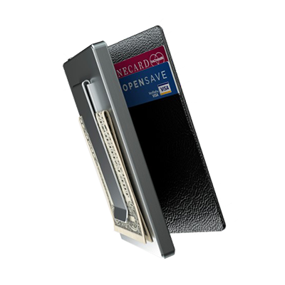 Zillion Wallet is a slimline wallet and power bank
